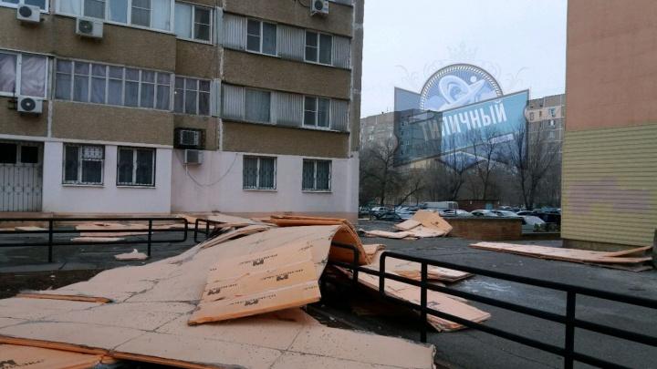 «Каков бюджет, таков сюжет»: в Волгодонске с многоэтажки отпала почти вся обшивка