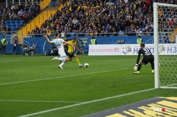 Команда реабилитировалась за промахи в матче с «Тамбовом»