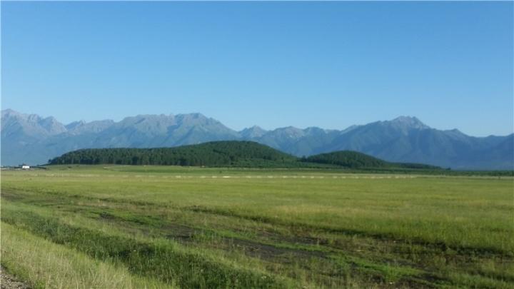 Красноярский пенсионер преодолел 500 км ради долины вулканов в Бурятии
