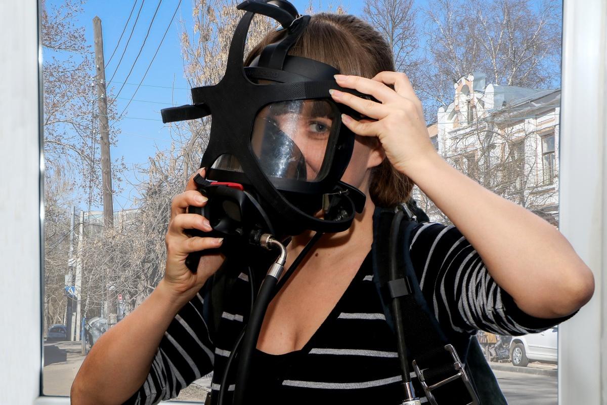 Пока у нижегородцев только один способ бороться с неприятным запахом
