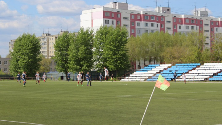 11 млн федеральных рублей потратят в Кургане на искусственное футбольное поле