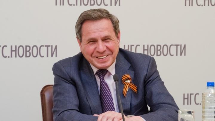 Владимир Городецкий вышел на новую работу