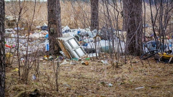 На тропе здоровья на Уралмаше нашли труп мужчины