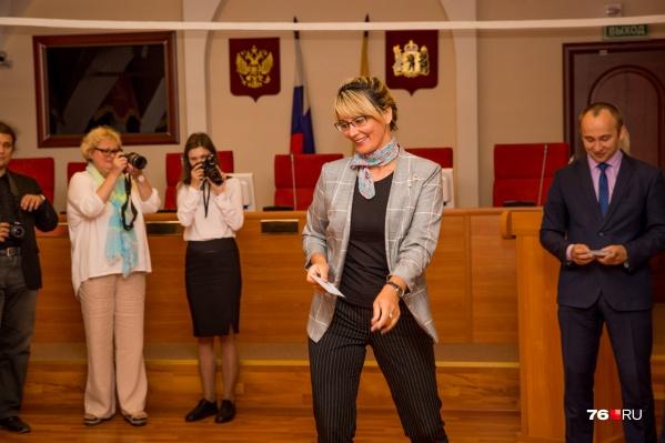 Наталья Косихина сменит в Совете Федерации Анатолия Лисицына