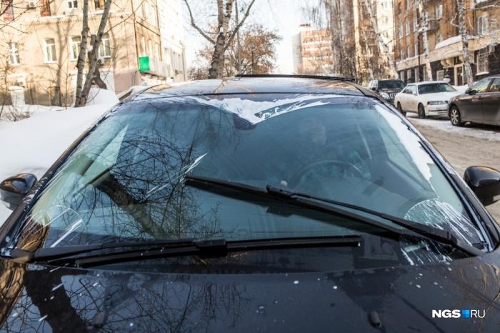 Стеклоочистители автомобиля