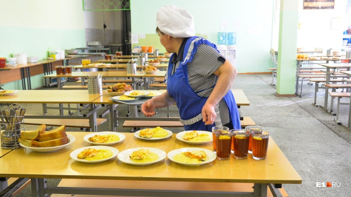 Яблоко можно, йогурт — нет: Роспотребнадзор разъяснил, какую еду из дома могут приносить школьники