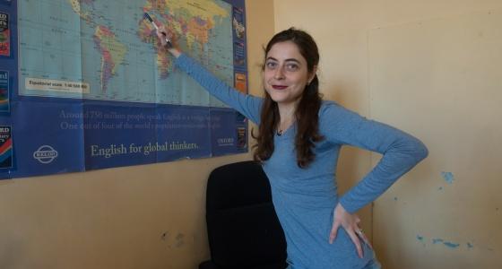 Испанский учёный в Екатеринбурге: «В России на студента смотрят как на маленького ребёнка»
