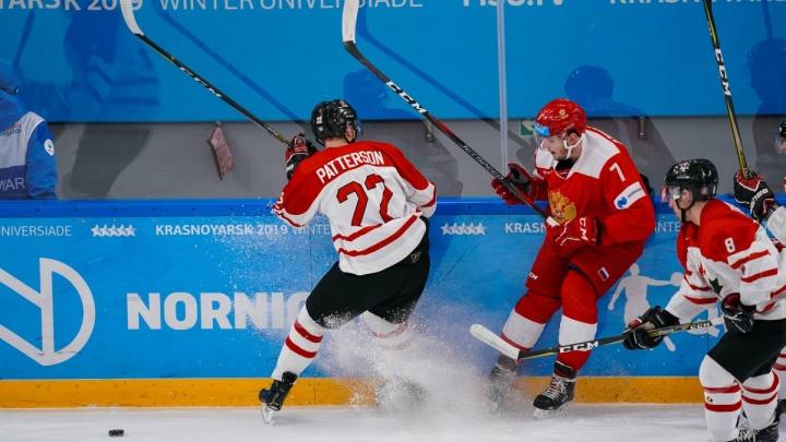 Хоккейный матч Россия — Канада, полуфинал: эмоции болельщиков и битва на льду