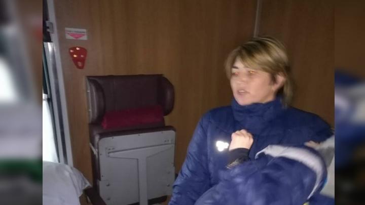 Мать парализованного ребенка столкнулась с бездействием сотрудников ж/д вокзала