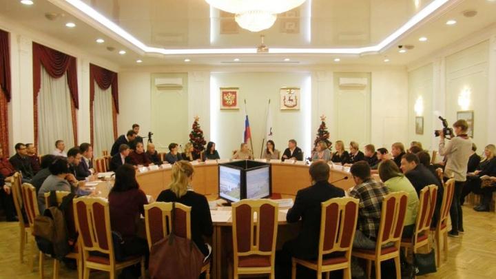 Общественная палата призвала нижегородскую мэрию не строить церковь в сквере на улице Прыгунова