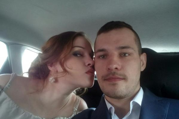 Свадебное фото Антоновых