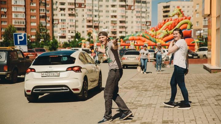 Бегали, спотыкались и немыслимо торопились: через что прошли тюменцы на автоквесте от 72.ru