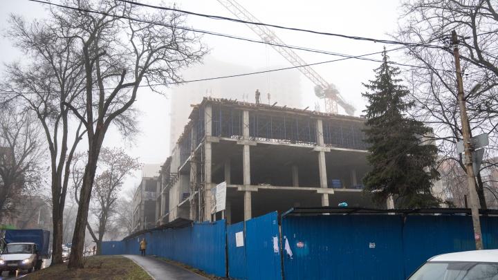 Стало известно, когда завершится реконструкция ростовского кинотеатра «Юбилейный»