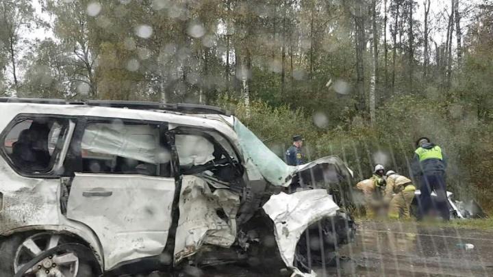 Полиция выясняет, кто был за рулем машин, попавших в смертельное ДТП