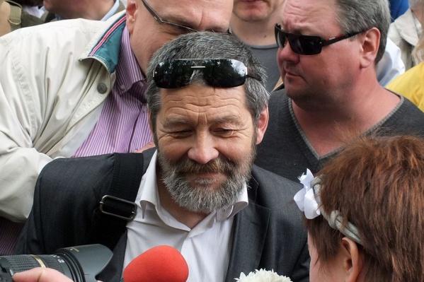 Сергей Мохнаткин — гражданский активист, участник «Стратегии-31»<br>