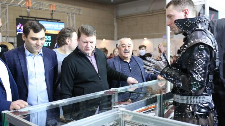 Сергей Еремин: «Кубок главы города по киберспорту может стать мировым событием»