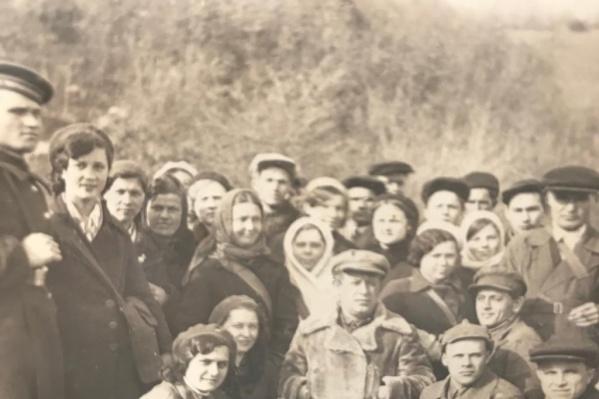 По версии историков, на фото изображены ополченцы