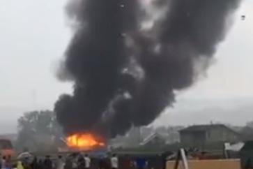 Пришедшие на мотокросс в Емельяново стали невольными свидетелями происшествия