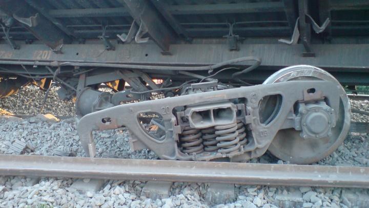 Нашли стрелочника: волгоградцу грозит два года колонии за сход шести вагонов с цементом