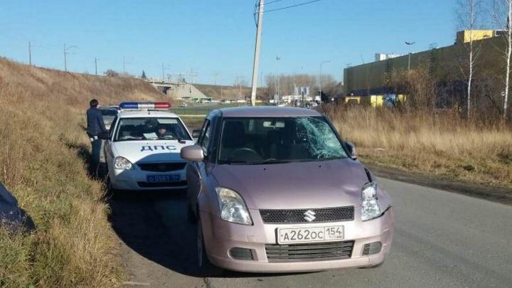 Шла по другой стороне дороги: пенсионерка на «Сузуки» насмерть сбила женщину