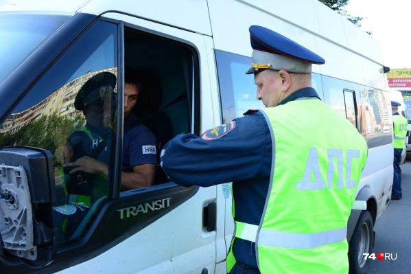ГИБДД проверяет маршрутный транспорт регулярно, но проблема, как оказалось, в другом