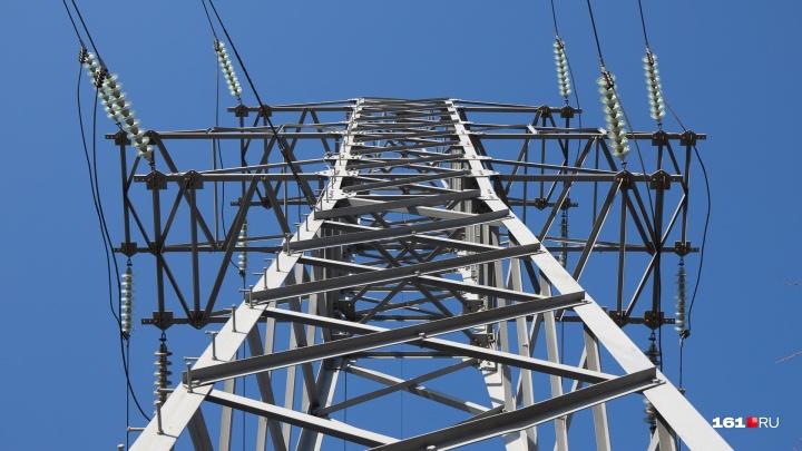 Энергетик рассказал, как долго ещё в Ростове будут отключать электричество