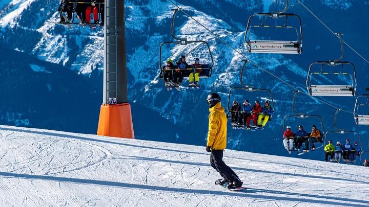 Лыжи, сноуборд, экстрим: радио ENERGY и Кулига паркустроят экшн-праздник в День защитника Отечества