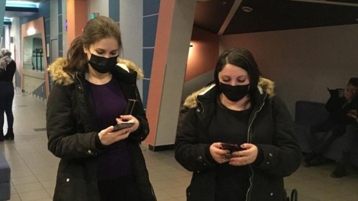 Власти отчитались о состоянии людей, контактировавших с заболевшей коронавирусом студенткой ТИУ