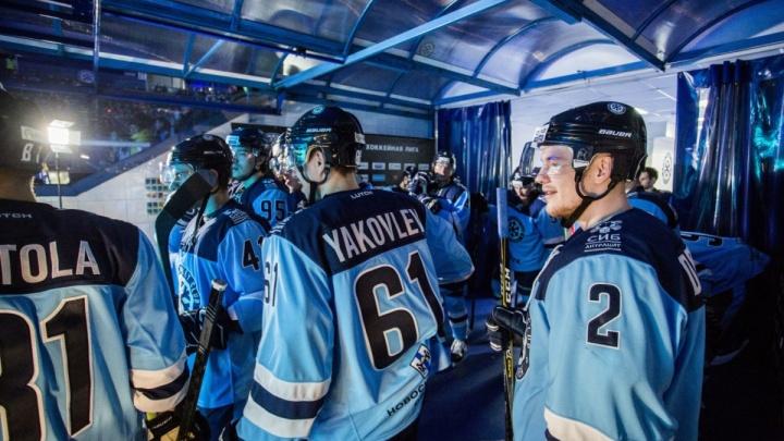 Хоккейная «Сибирь» назвала имя нового капитана команды