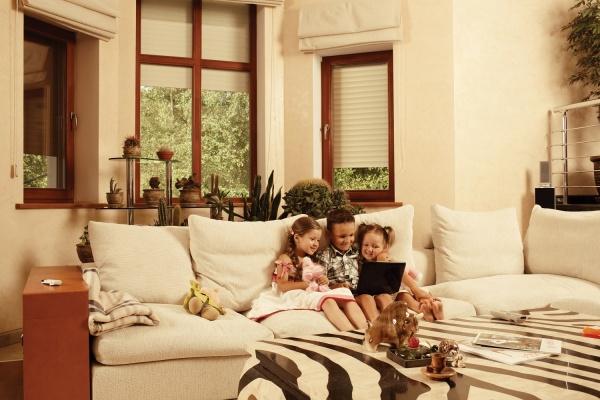 Маленький секрет комфорта для большого дома: управляем роллетами с помощью пультов