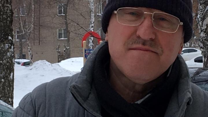 «Ударил в плечо и начал душить»: как замредактора UFA1.RU на парковке в Уфе пострадал