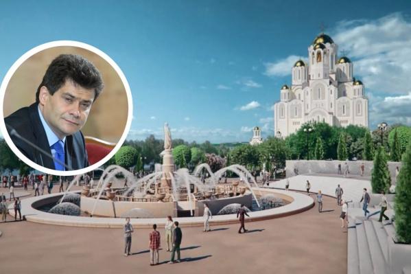 Высокинский пообещал продолжить работу над общегородским опросом
