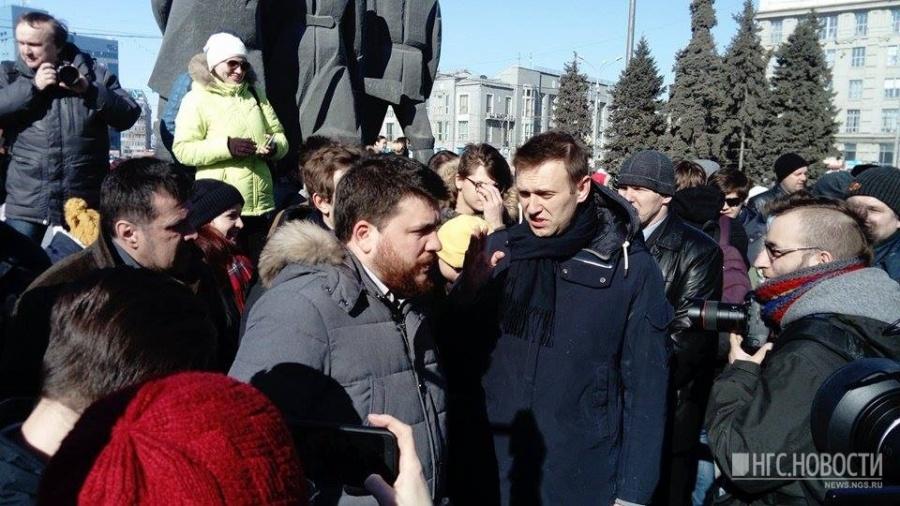 Штаб Навального откроется врайцентре Омской области