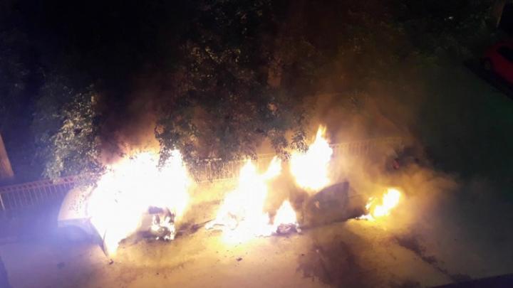 «Призываю!»: волгоградка в Госдуме Анна Кувычко требует наказать поджигателей авто однопартийца