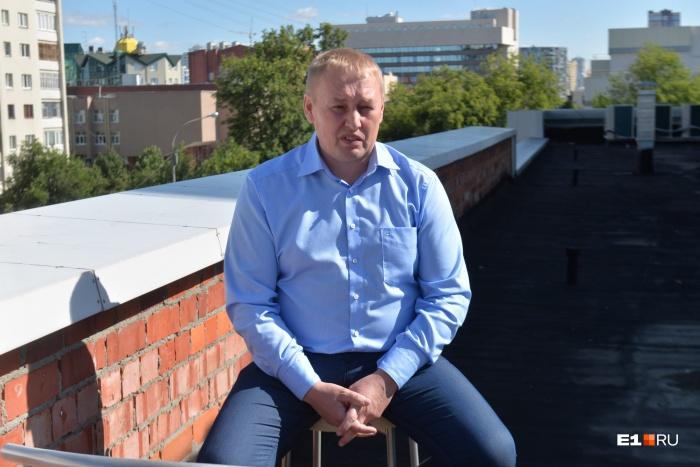 Андрей Альшевских заверил, что поддержал бы реформу, даже если бы не был членом фракции «Единая Россия»