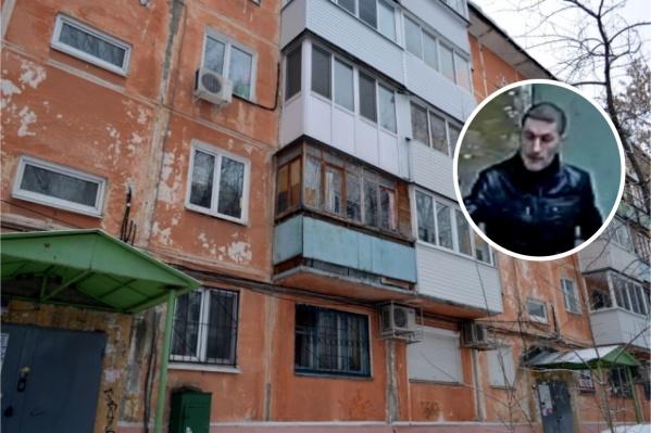 Квартирные кражи этот мужчина совершал в Индустриальном районе Перми