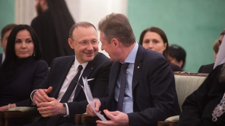 Козицын и Алтушкин вошли в список богатейших людей России, составленный Forbes
