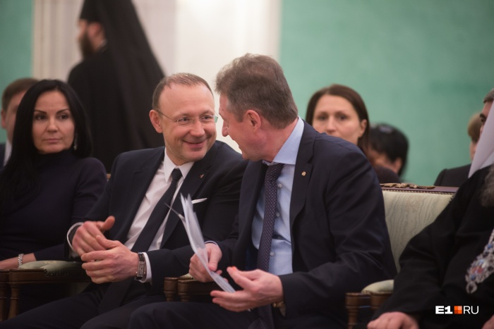 Игорь Алтушкин и Андрей Козицын