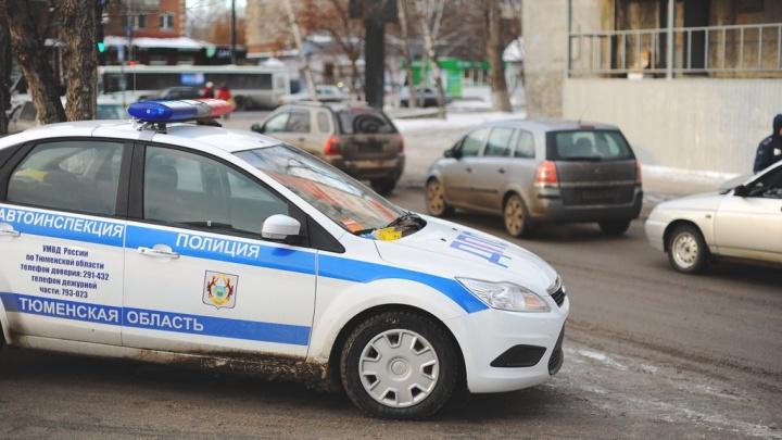 Женщина и маленькая девочка пострадали в ДТП в районе Червишевского тракта