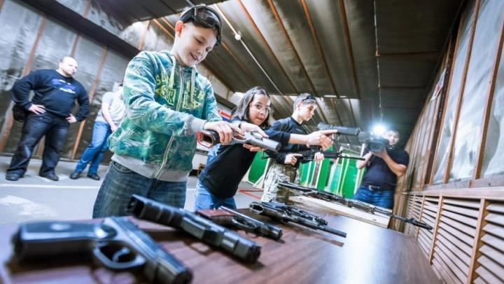 Airsoft в Челябинске: в городе прошли первые соревнования по практической стрельбе из пневматики