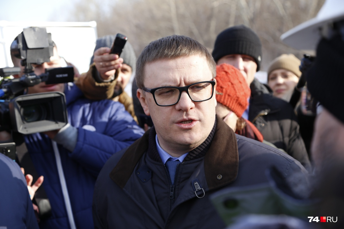 Изменение планов врио губернатора стало неожиданностью для журналистов и чиновников