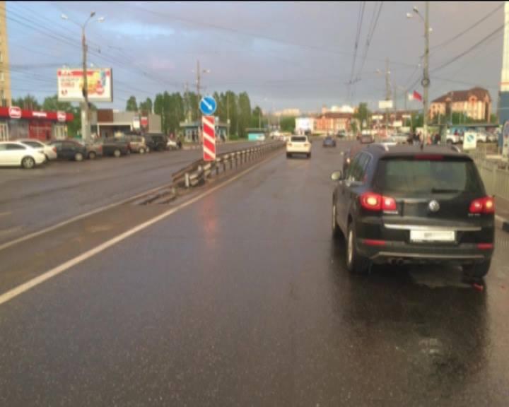 Мужчина умер в итоге ДТП вМосковском районе Нижнего Новгорода 25мая
