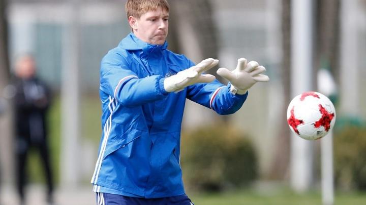 Вратарь Александр Беленов остается в «Уфе»