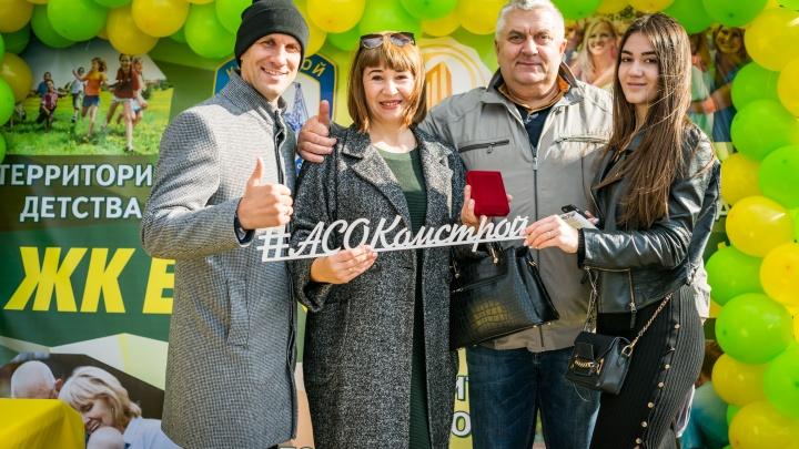 Квартира с видом на Дон: в ЖК «Екатерининский» сдали дом на восемь месяцев раньше срока