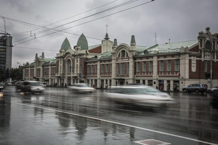 В Новосибирск идут заморозки и мокрый снег