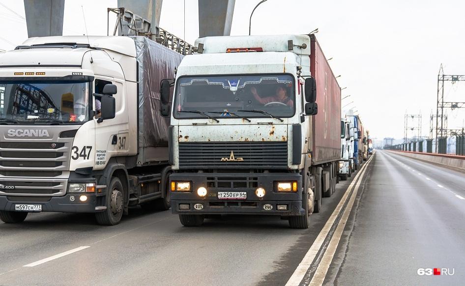Фуры будут взвешивать еще на трех дорогах региона