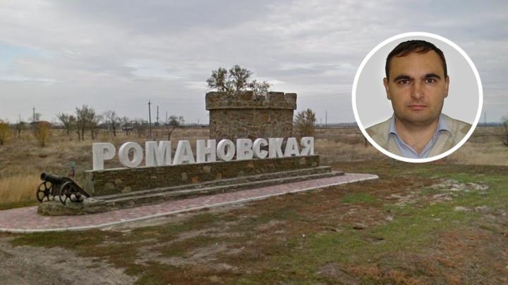 В Ростовской области глава сельского поселения найден мертвым