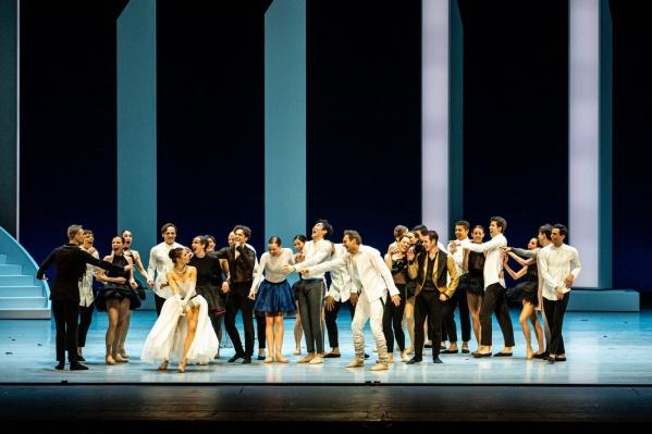 Новосибирцы смогут увидеть балет «Укрощение строптивой» 19, 20 и 21 февраля на Большой сцене НОВАТа