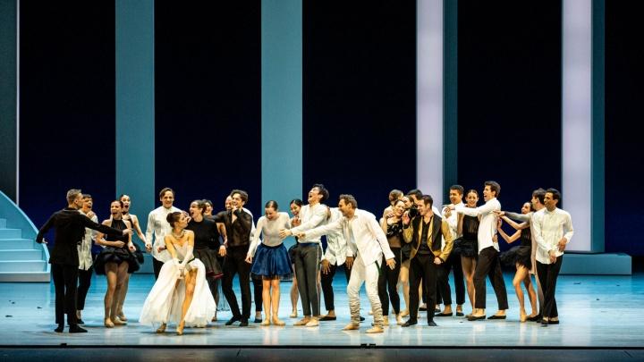 «Я ненавижу, когда публика скучает»: в НОВАТе выступит балет из Монте-Карло — первые кадры со сцены