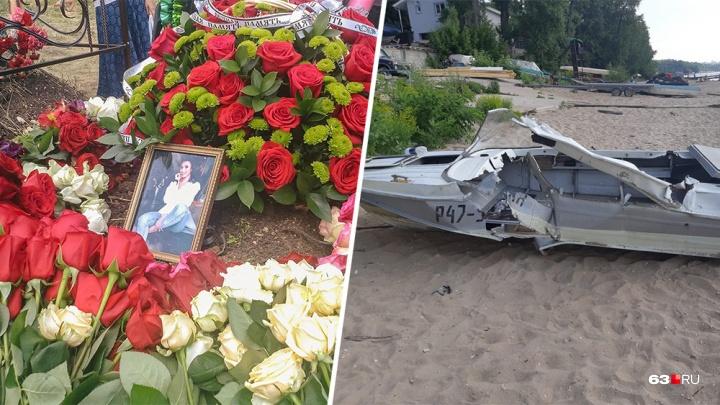 «Они перевернули нас и уехали»: что рассказал водитель катера, на котором погибла певица
